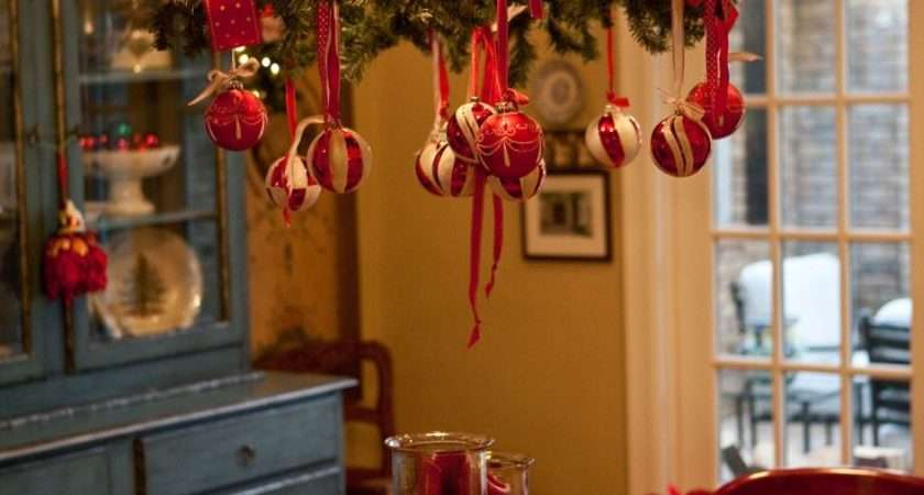 Awesome Ornamented Christmas Chandeliers Unforgettable