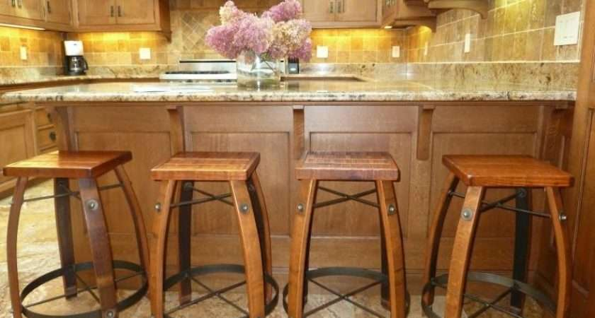 Back Post Bar Stools Wooden Kitchen Wood Archieves