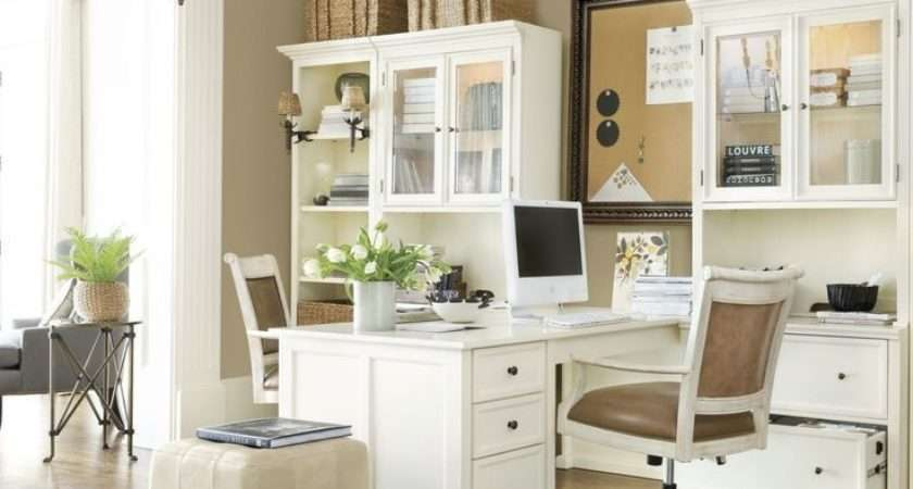 Back School Home Office Organization
