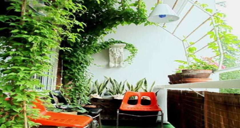 Balcony Gardening Ideas Bizarre Places Landscapings