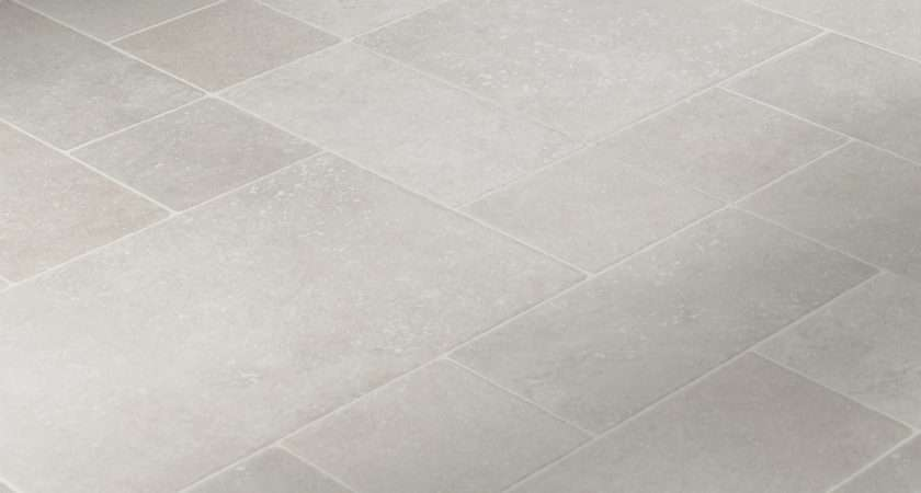 Barbarita Grey Limestone Effect Laminate Flooring