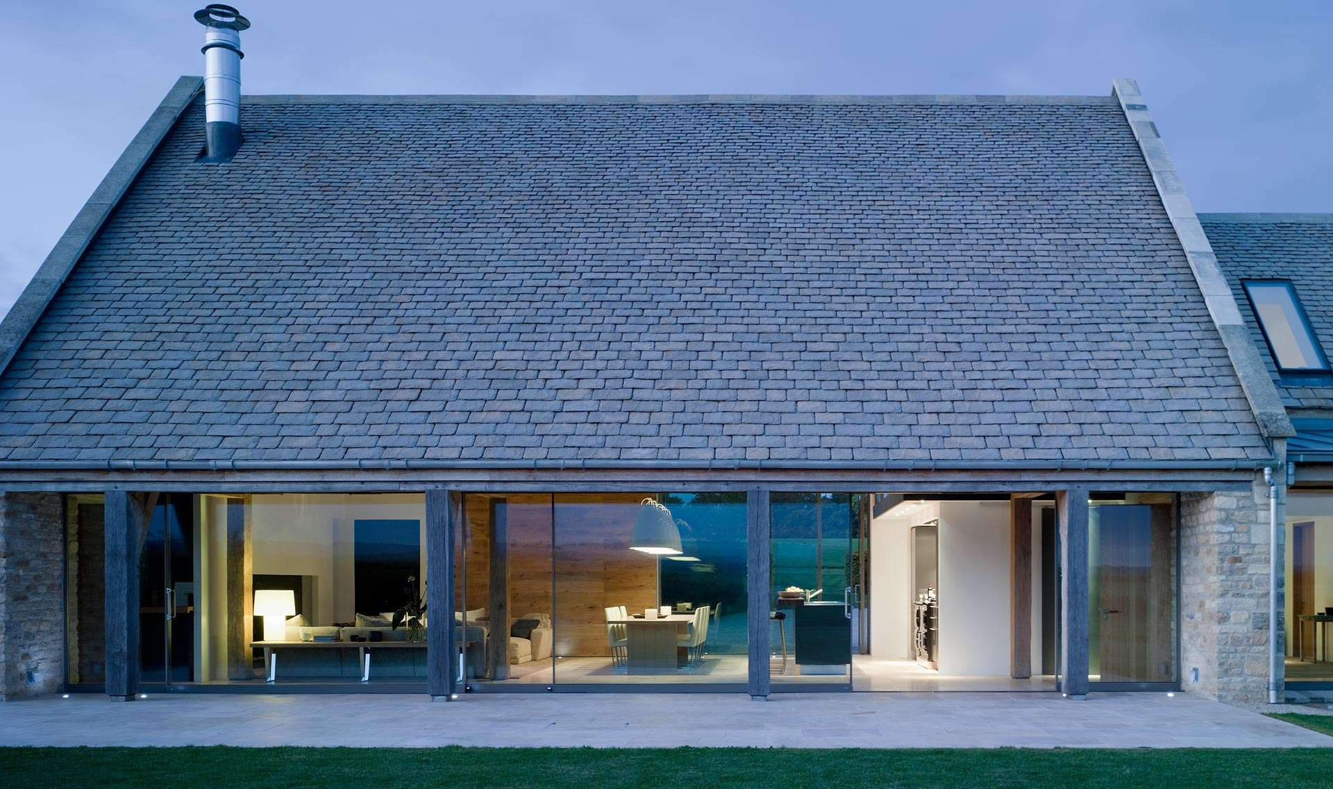 Barn Conversion Cotswold Mclean Quinlan Architects Exteriors