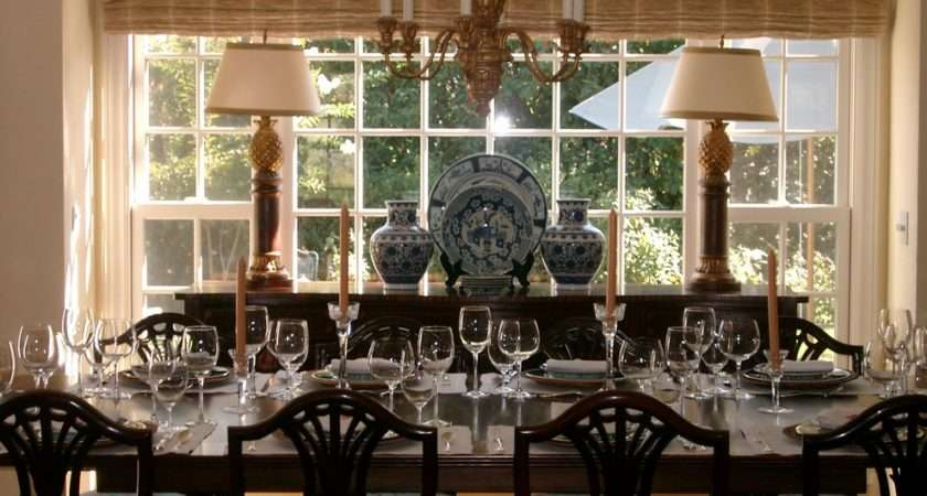 Barn Decorating Ideas Dining Room Traditional Design
