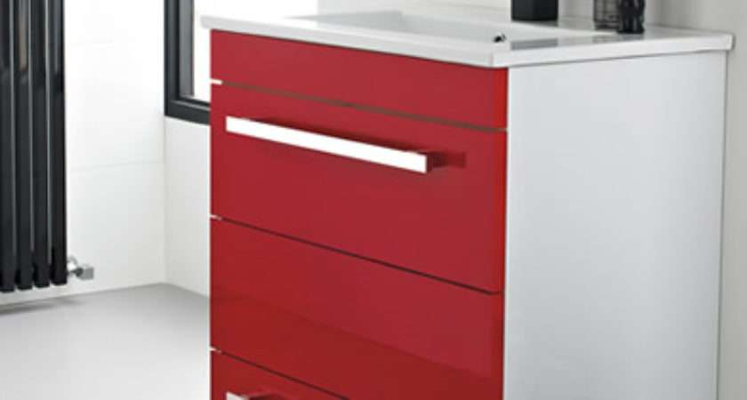 Bathroom Concepts Stunning Collection Red Furniture