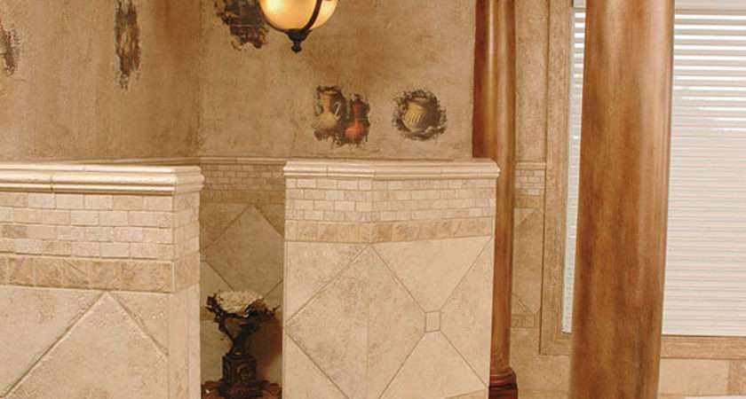 Bathroom Ideas Create Roman Getaway