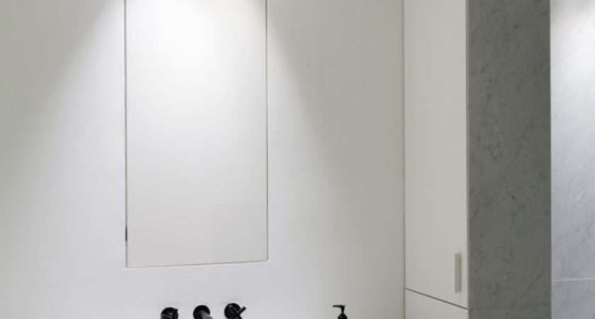 Bathroom Minimal Interiors Design Minimalist