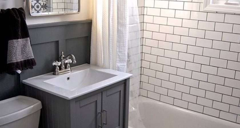 Bathroom Modern Contemporary Style Small