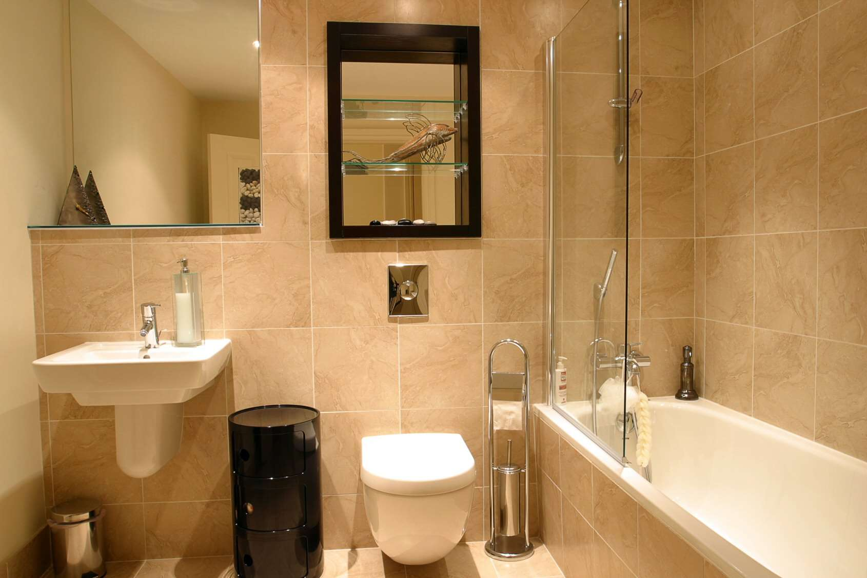 Bathroom Remodel Interior Design Industry Standard