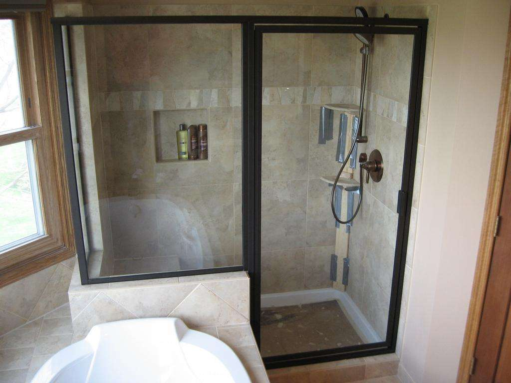 Bathroom Shower Home Design Interior