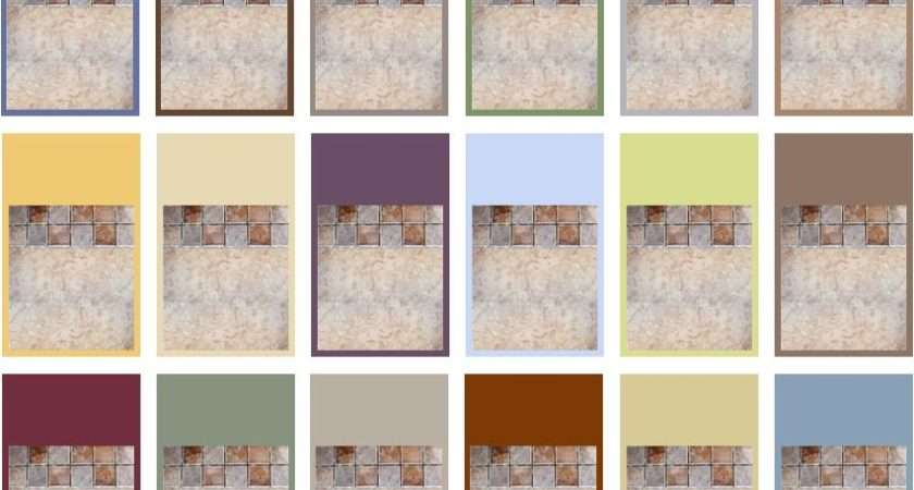 Bathroom Tile Color Combinations Pic Fly
