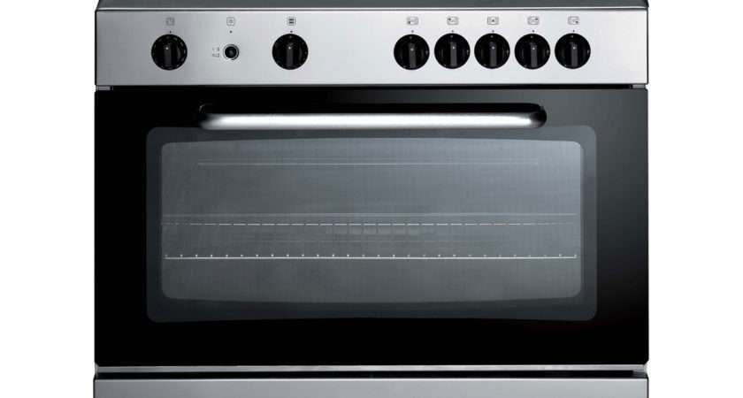 Baumatic Tcss Gas Range Cooker Stainless Steel