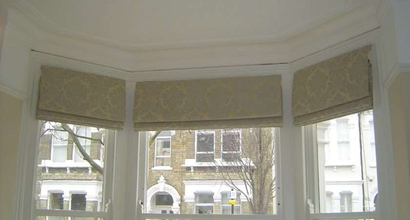 Bay Window Coverings Grasscloth