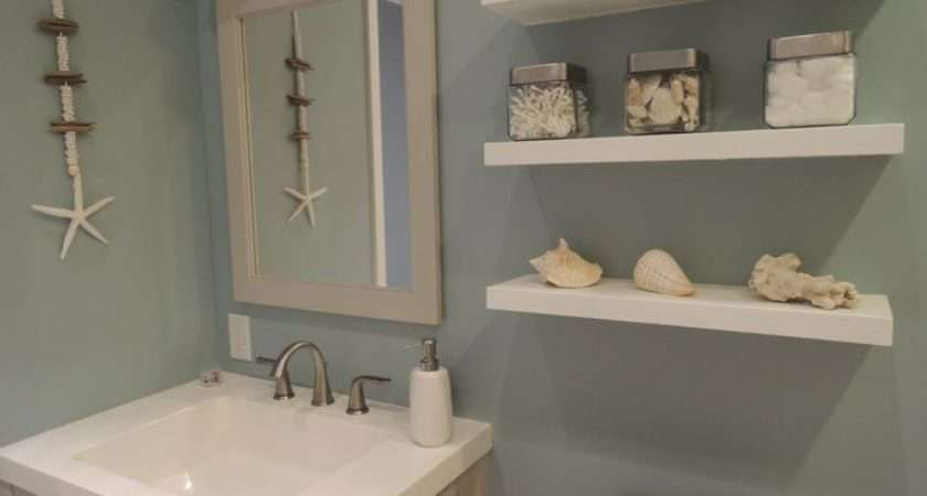 Beach Themed Bathroom Best Design Your Home Remodel