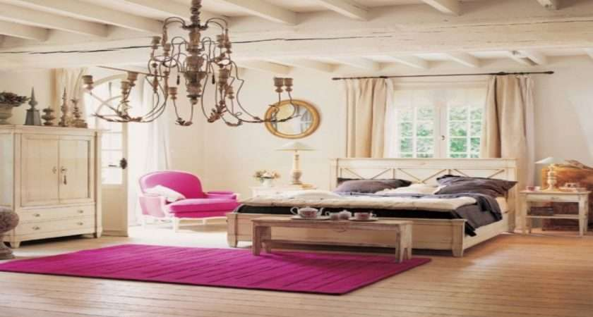 Beautiful Bedroom Classic Country