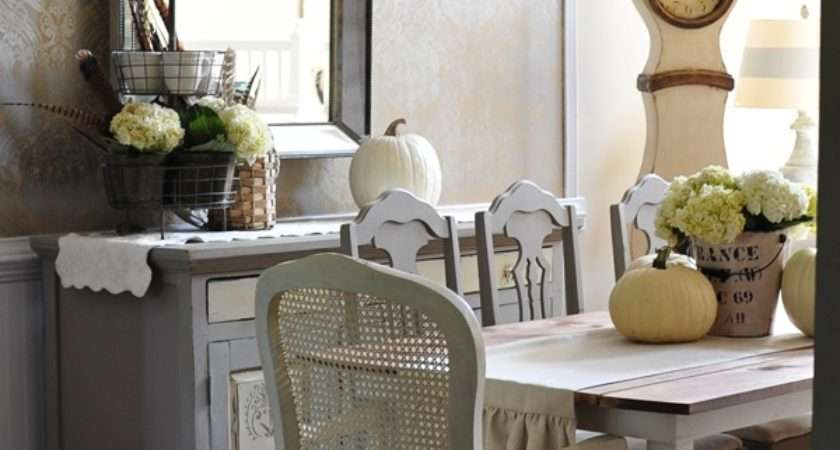 Beautiful Cozy Fall Dining Room Cor Ideas Digsdigs