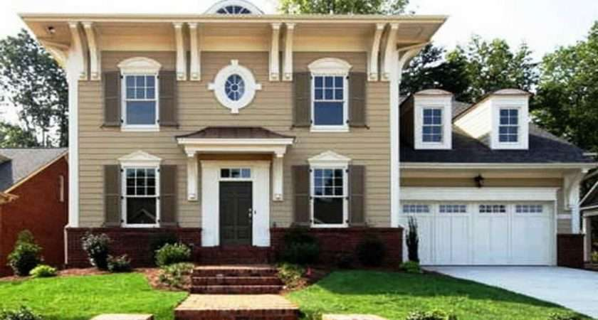 Beautiful Exterior Home Colors Paint