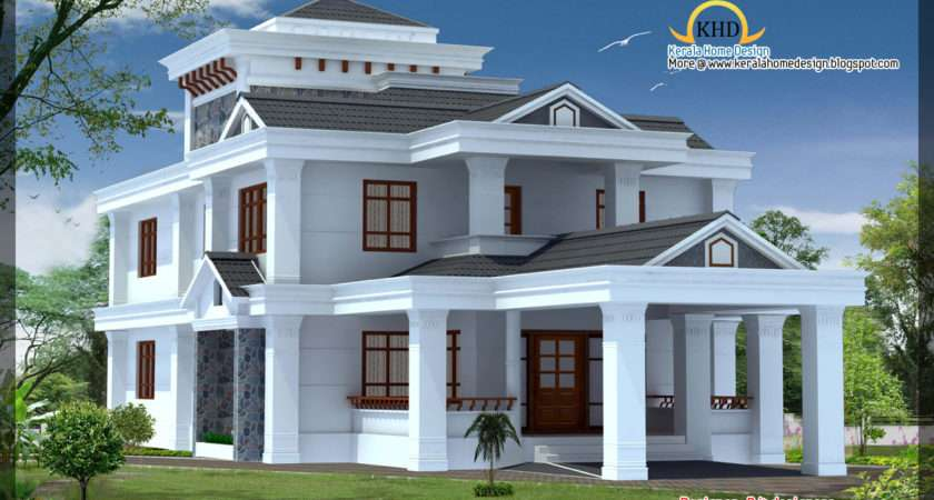 Beautiful House Elevations Home Appliance