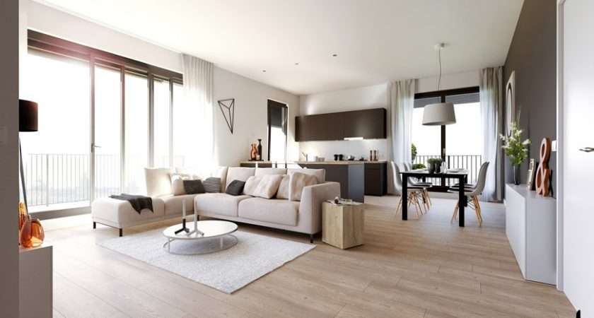 Beautiful Living Rooms Came Across Recently