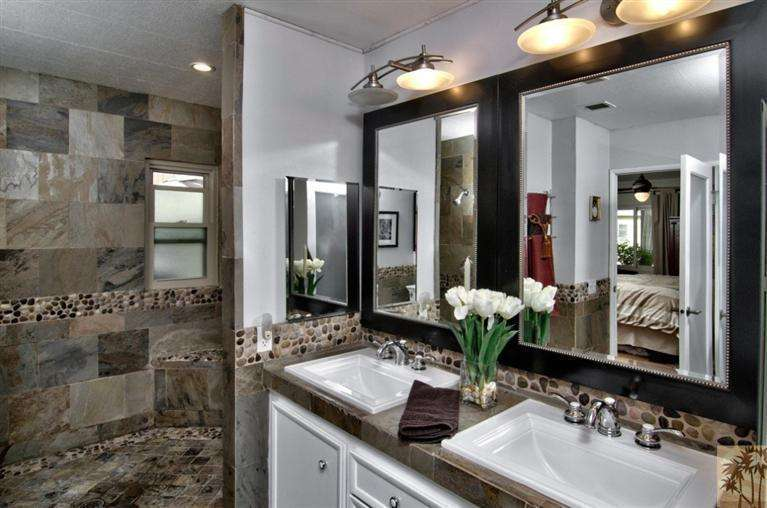 Beautiful Manufactured Home Tour Master Bathroom Suite