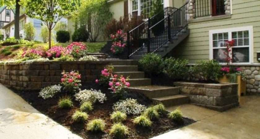Beautiful Small Front Yard Garden Design Ideas Style