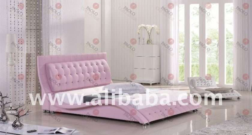 Bed Diamonds Buy Pink Leather Double