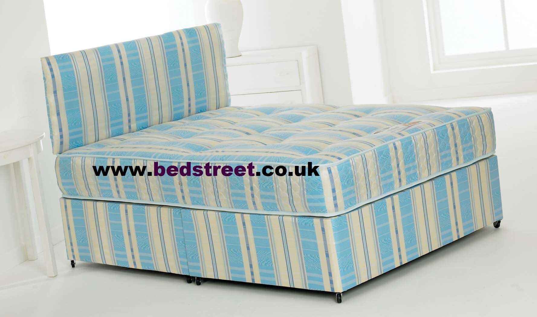 Bed Street Ortho Kingsize Divan Cheap