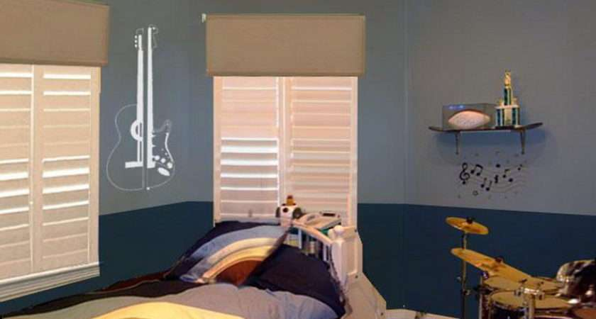 Bedroom Boys Room Paint Schemes Ideas Awesome
