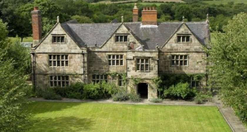 Bedroom Country House Sale Padley Hall