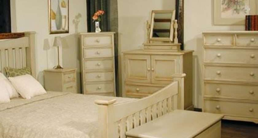 Bedroom Cream Coloured Furniture Painted Wood