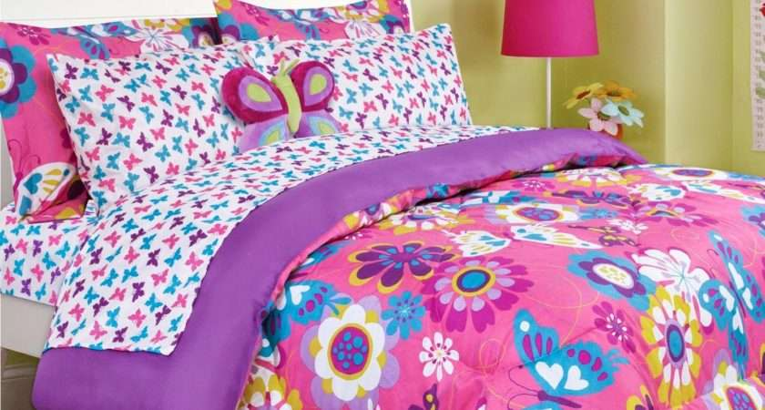 Bedroom Decor Ideas Designs Top Butterfly Themed