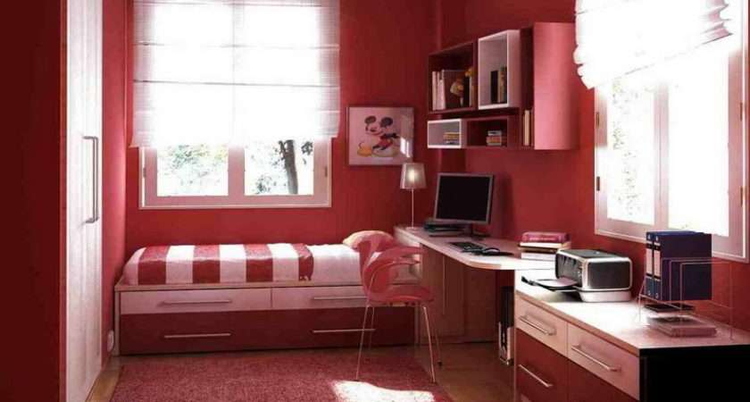 Bedroom Decorating Color Schemes Red Kids