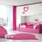 Bedroom Design Feminine Bedrooms Girl Kids Rooms