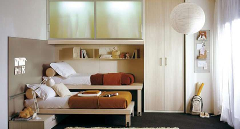 Bedroom Design Ideas Small Spaces
