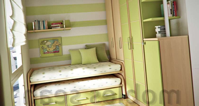 Bedroom Design Limited Space Home Combo