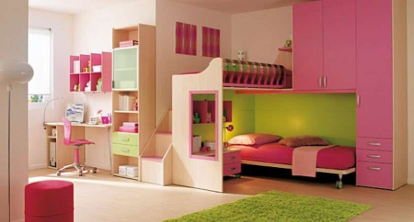 Bedroom Design Pink Inspiration Variety