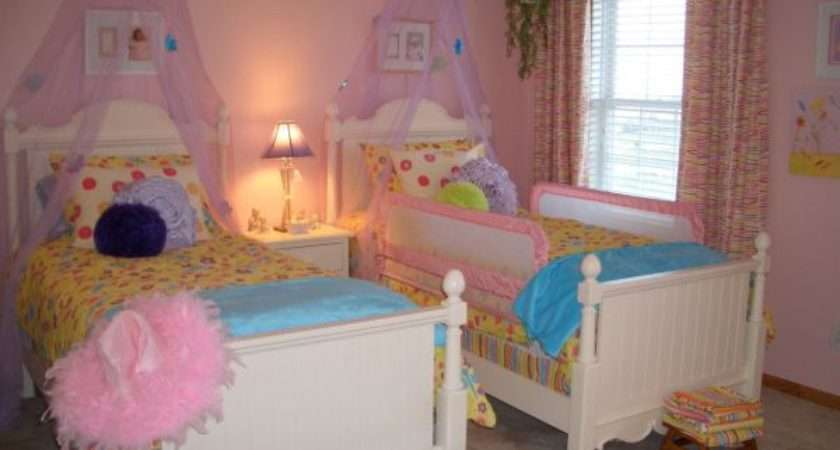 Bedroom Designs Little Girls Ideas Vintage
