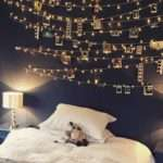 Bedroom Fairy Light Ideas Inspiration Lights Fun