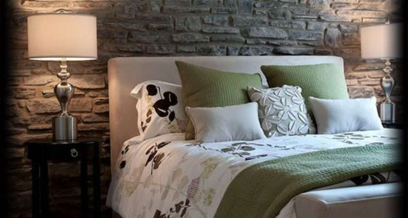 Bedroom Feature Wall Find Pin More