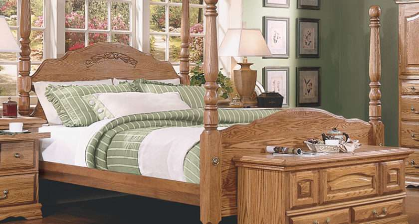 Bedroom Furniture Master Piece Poster American Made