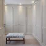 Bedroom Furniture White Gloss Finish Fitted