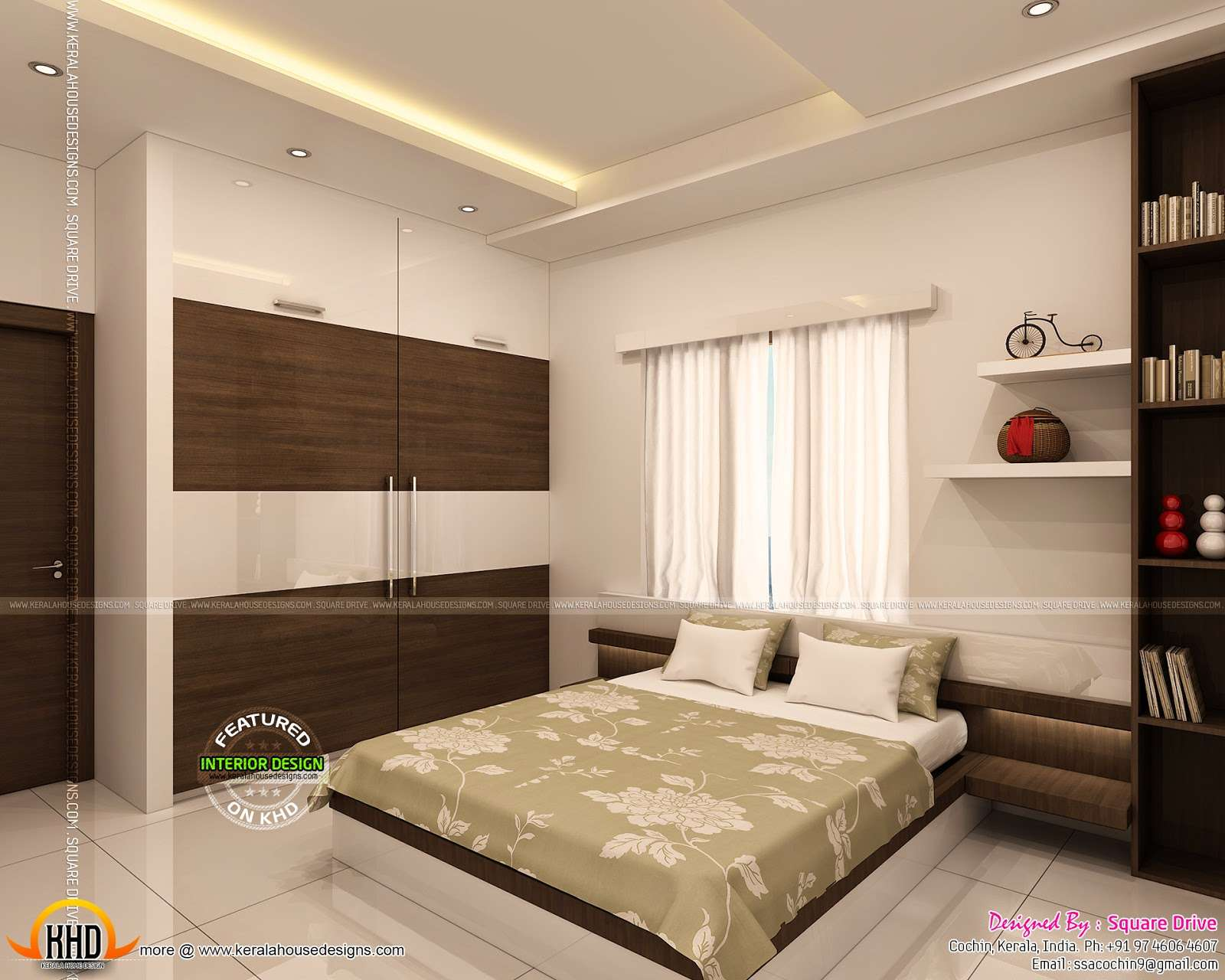 Bedroom Interior Design Modern Designs
