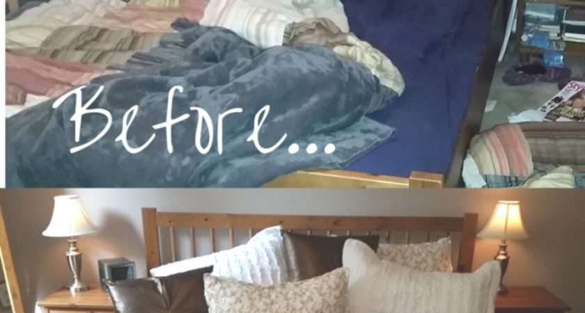 Bedroom Makeover Mom Year