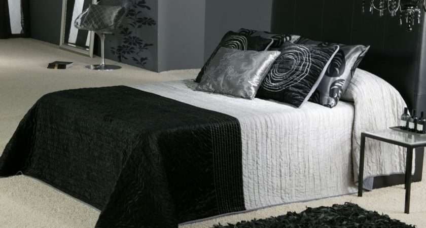 Bedroom Modern Furniture Place Relax Let