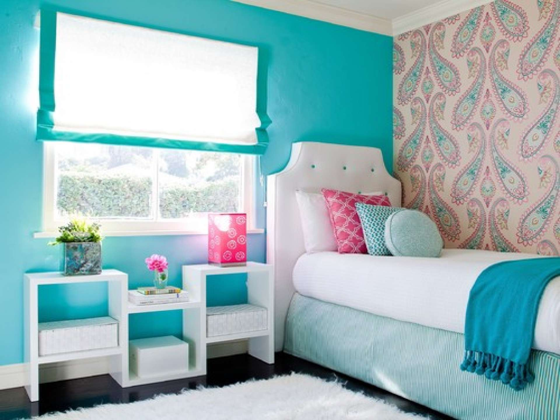 Bedroom Modern Interior Design Girl Rooms Ideas Tosca