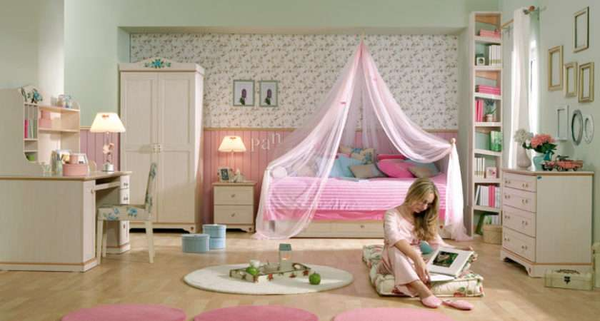 Bedroom There Different Examples Girls Rooms Which Would