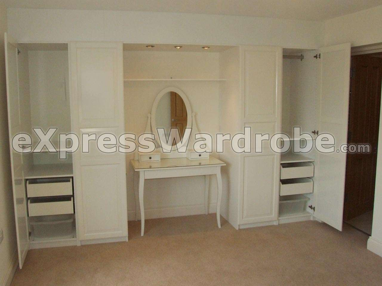 Bedroom Wardrobes Fitted