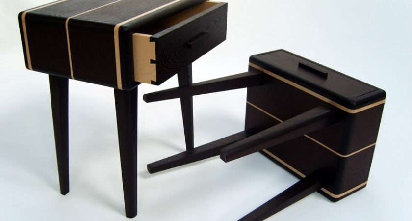 Bedside Tables Northern Contemporary Furniture Makers