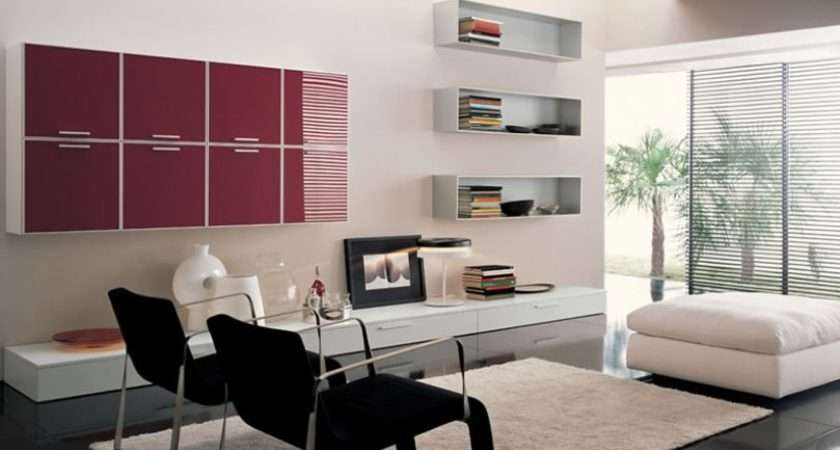 Below Other Parts Decorating Modern Living Room