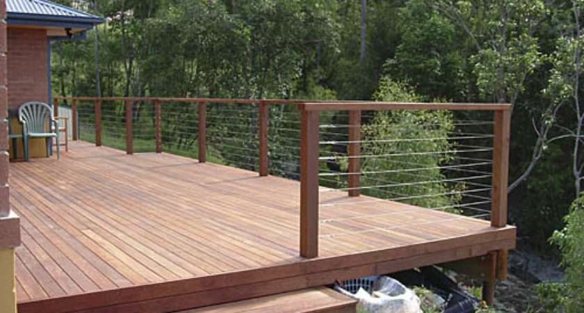 Benefits Installing Timber Decking Your House Huat