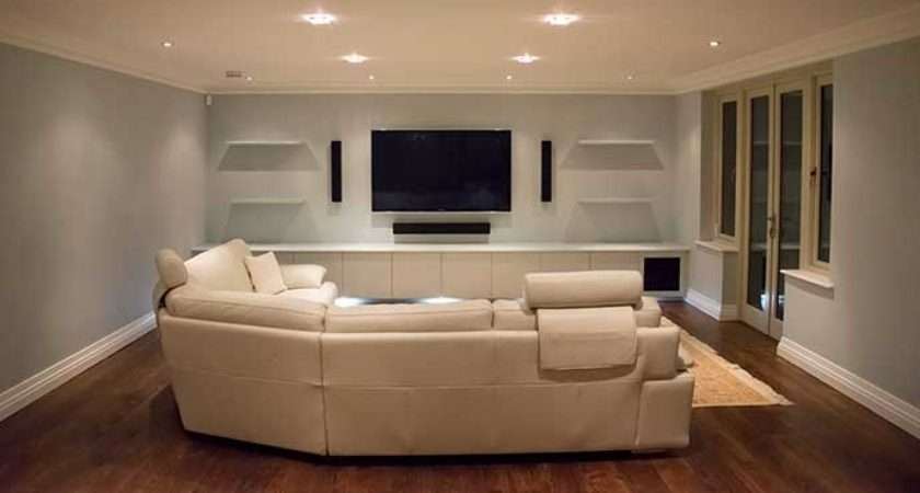 Bespoke Fitted Cabinets Living Room Home Cinema Made